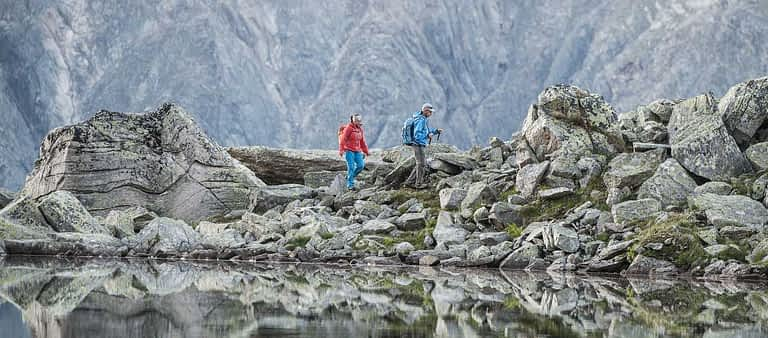Hiking in the Stubai Valley - discover the charismatic landscape of the Stubai Alps now